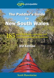 The Paddler's Guide to New South Wales 3rd Edition Cover