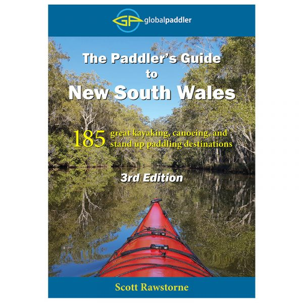 The Paddler's Guide to New South Wales 3rd Edition Front Cover