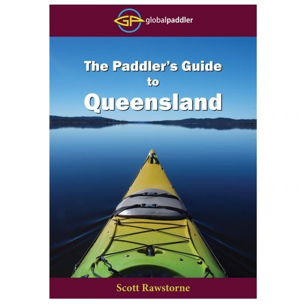 The Paddler's Guide to Queensland Front Cover
