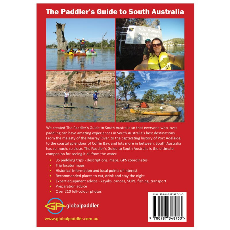 The Paddler's Guide to South Australia