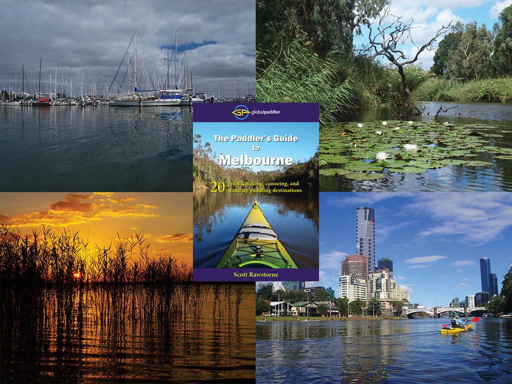 The Paddler's Guide to Melbourne Montage