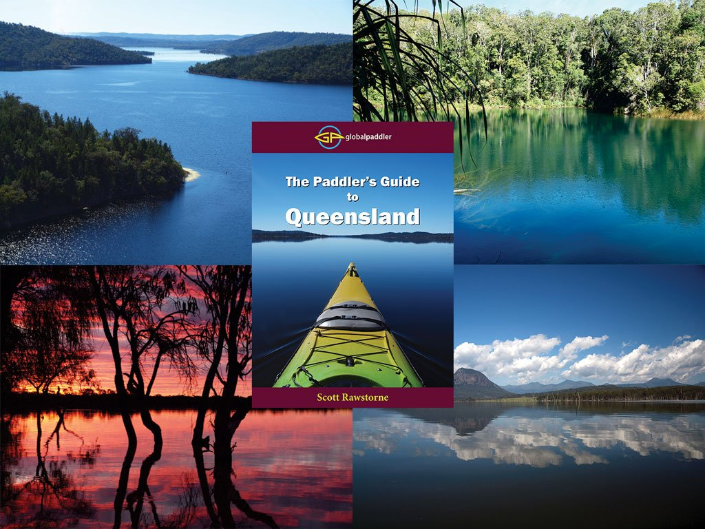 The Paddler's Guide to Queensland Montage