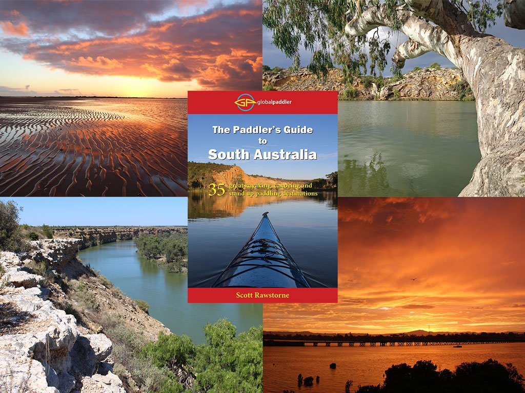 The Paddler's Guide to South Australia Montage