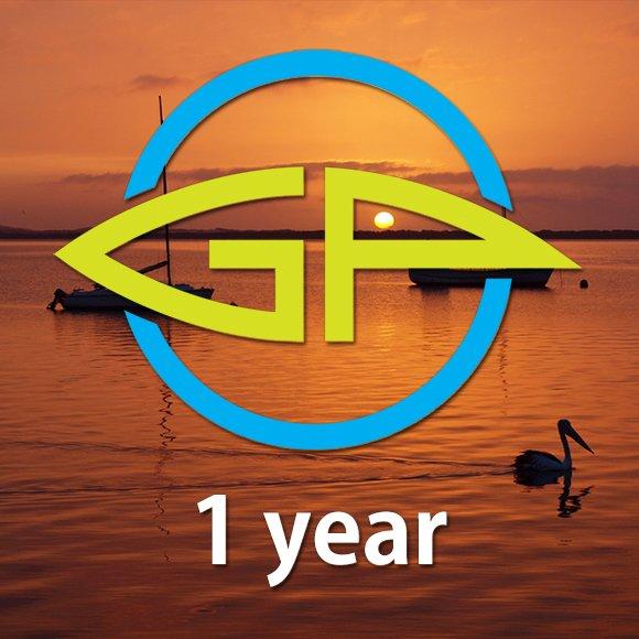 Global Paddler Membership - One Year