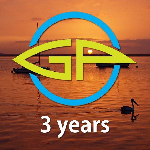 Global Paddler Membership - Three Years