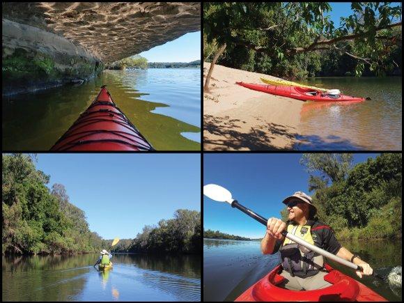 Orara River Mouth Paddle Trail Image 1